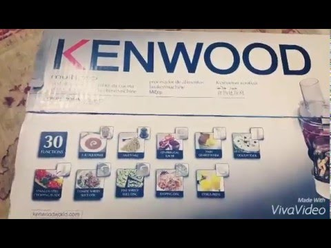 Buy Kenwood Fp691 Multipro From 163 124 89 Today Best