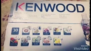 Kenwood FP691 Multi-Pro Food Processor