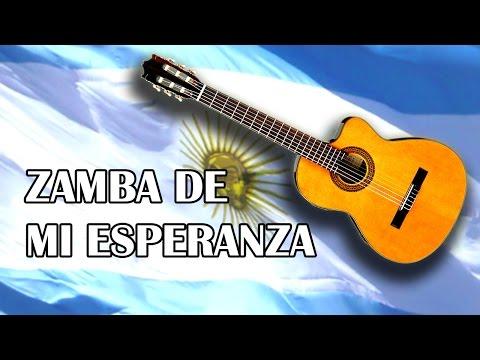 Zamba De Mi Esperanza | Folklore Argentino  | Oscar Espeche.