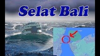 Proses Penyeberangan Pelabuhan Ketapang - Gilimanuk