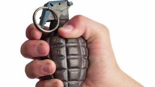 "Police constable shows judge ""how grenade works"" inside courtroom, 3 injured"