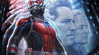 Человек-муравей - Трейлер (дублированный) 1080p