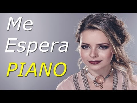 Sandy e Tiago Iorc - Me Espera | Piano e Teclado Cover |