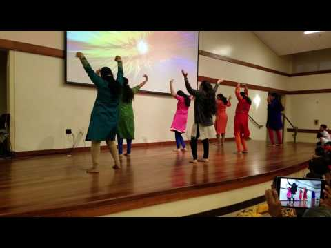 Excellent Telugu medley dance performance