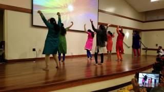 Excellent Telugu medley dance performance