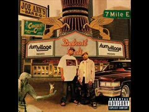 Slum Village - Count the Ways