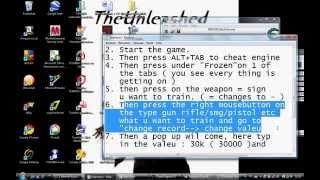 Repeat youtube video Weapon Hack