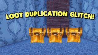 *NEW* LOOT DUPLICATION GLITCH IN FORTNITE! (Fortnite Battle Royale)