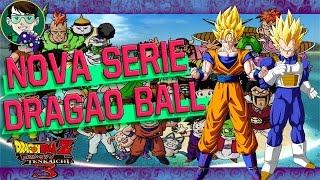 Dragon Ball Z Budokai Tenkaichi 3 Trailer