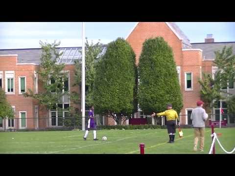 Masters Varsity Soccer vs Horace Mann 10/24/14