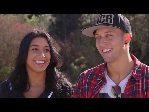 Dana Borriello and Matt Steffanina Interview - The Amazing Race Season 28
