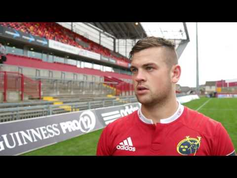 Conor Oliver Post Match Reaction V Edinburgh