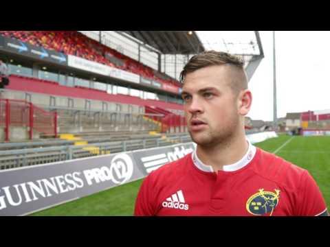 Conor Oliver Post Match Reaction V Edinburgh