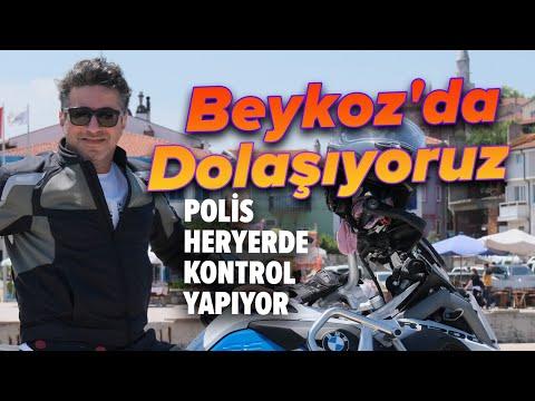 Beykoz'da Dolaşıyoruz. Polis