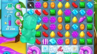 Candy Crush Soda Saga Level 708 (3 Stars)