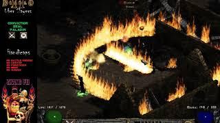 Diablo 2 Uber Tristram Zealer No Lifetap / Battle Orders