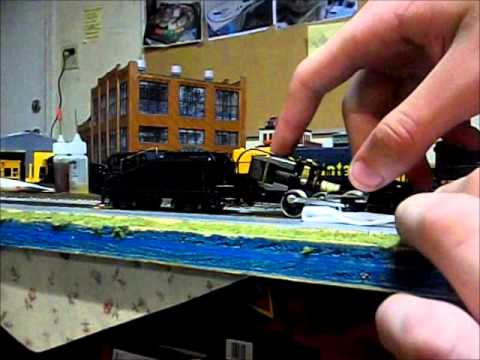 How To Completely Clean and Lubricate Ho scale Locomotives, Steam and Diesel