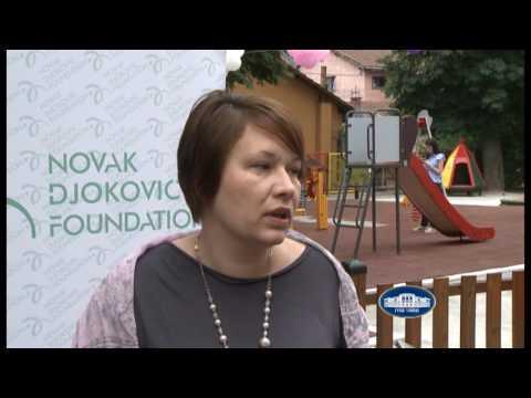 Gorana Džudža Jakovljević, Projektna Menadžerka Novak Đoković Fondacije