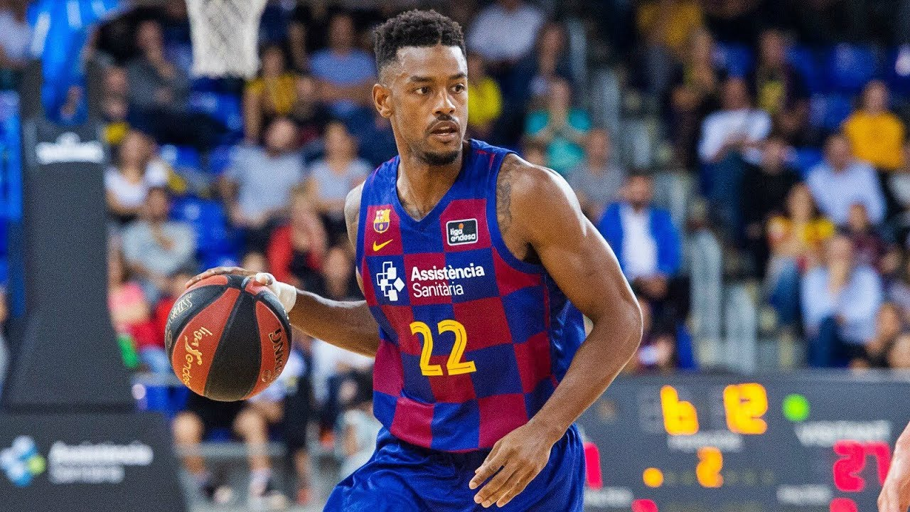 Cory Higgins BEST Highlights from 2019-20 Season - BARCELONA! - YouTube