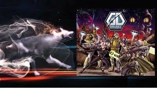Настольная игра Защитники Галактики (Galaxy Defenders). Миссия 5. Звездный Десант 1