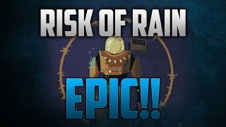 [Funny] Risk of Rain - Gameplay (Must See)