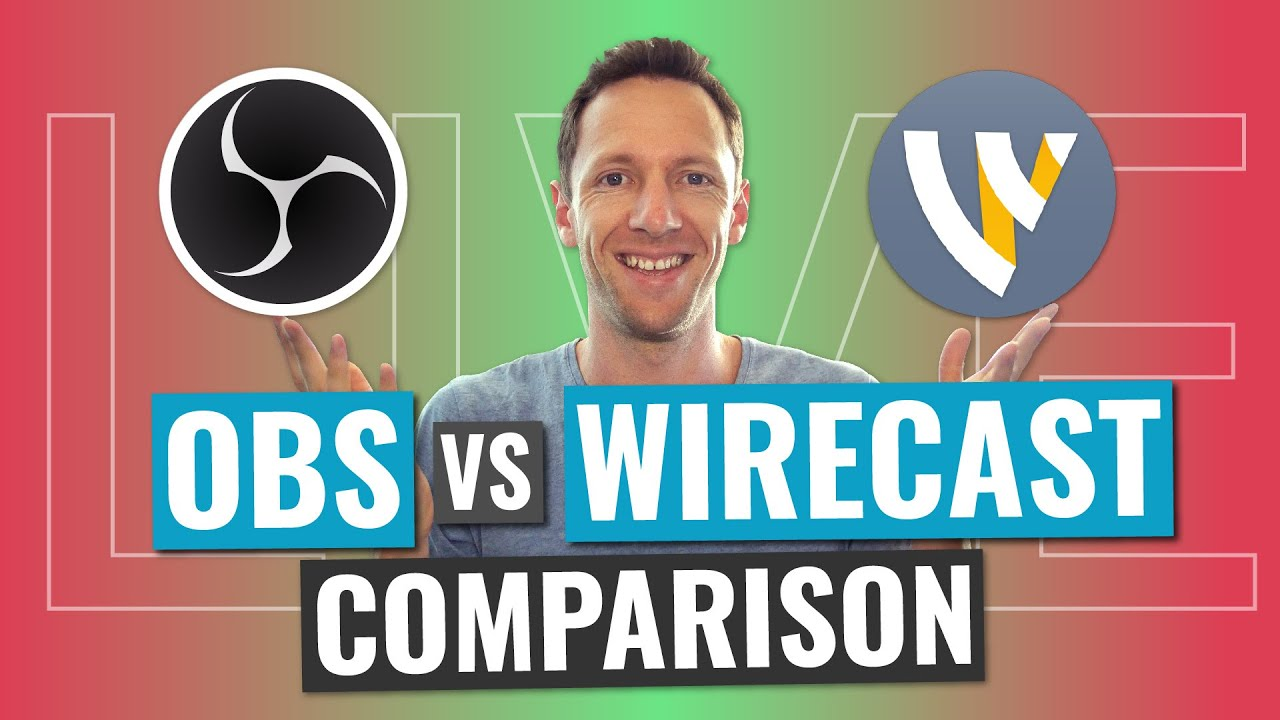 OBS vs Wirecast: Best Live Streaming Software? | How To GROW