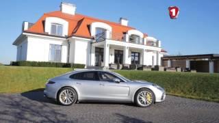 видео Porsche Panamera 2018 модельного года