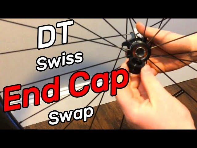 DT Swiss 240S Conversion End Caps