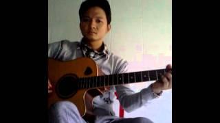 Ai đưa em về guitar. Dương Phạm