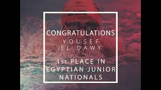 Egyptian Junior Nationals 1st Place