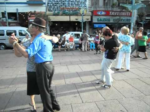 Uruguay: Tango in Montevideo Plaza - International Living