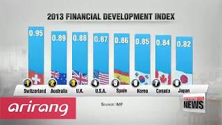 IMF financial development index ranks Korea sixth in world