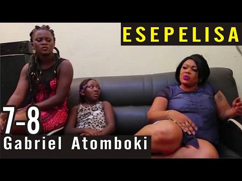 Gabriel Atomboki 7-8 FIN - Nouveau Theatre Congolais 2016 - Gabriel Bolembo - Esepelisa