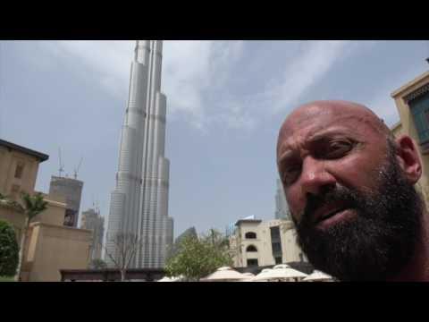 GIFD Travel Vlog Dubai Trip