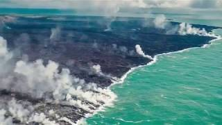 Kilauea Volcano Eruption Update Hawaiian Volcano Observatory reports that lava activity