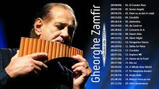 Best of Gheorghe Zamfir   Romantic Pan Flute Music