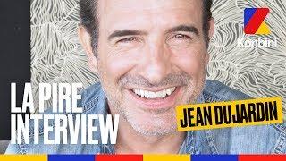 La pire interview de Jean Dujardin