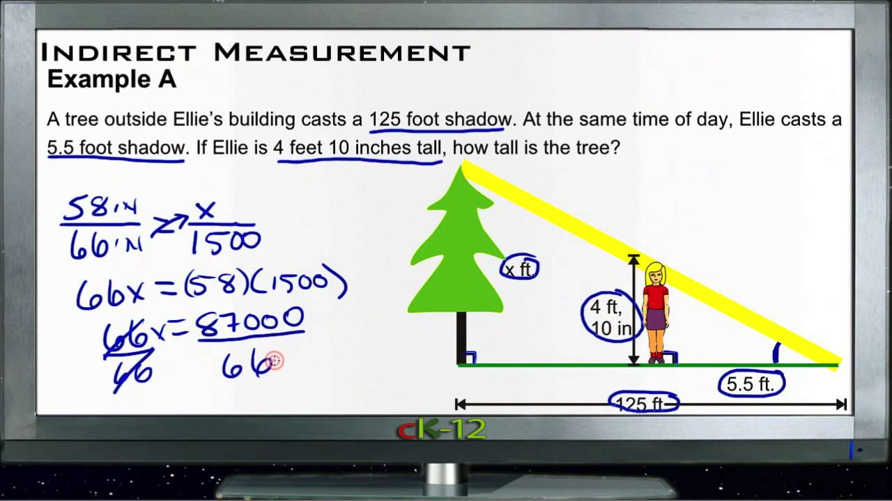 Mr Giominis Mathematics Blog Day 77 Similar Figures Graph – Indirect Measurement Worksheet
