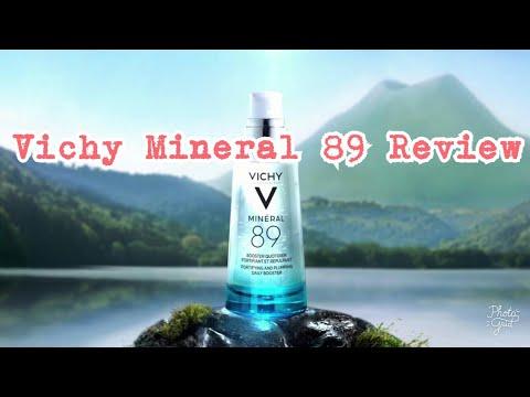 Vichy Mineral 89 Review (有得攞7日Sample有效�年8月13日)
