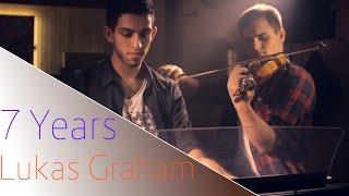 7 Years - Lukas Graham | BrianKMusic | Violin Cover