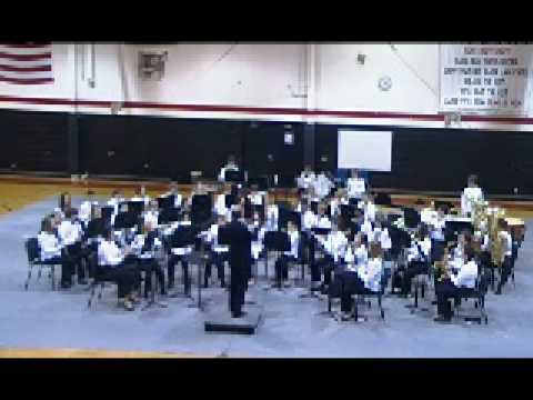 Band Concert - Serenade From A Little French Suite
