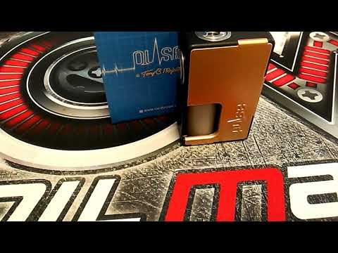 PULSE SQUONK BOX MOD CLEANING (TIP)
