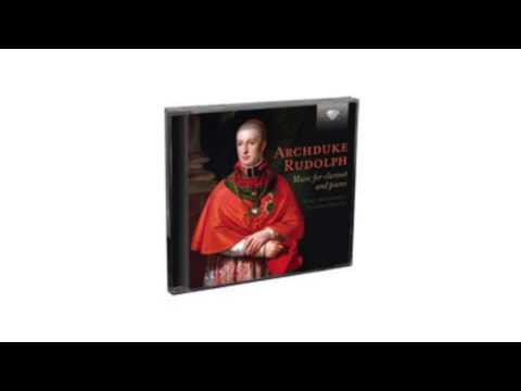 Archduke Rudolph Brilliant Classics 1CD 94952
