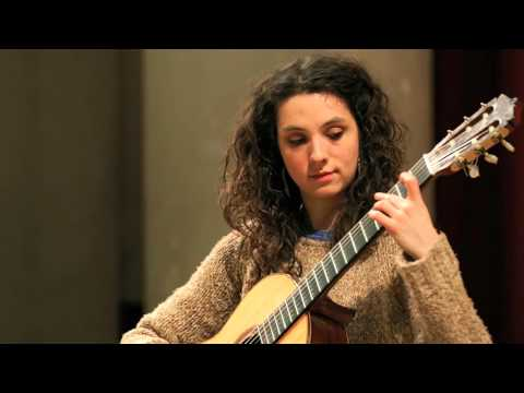 Laura Snowden plays Lennox Berkeley Sonatina