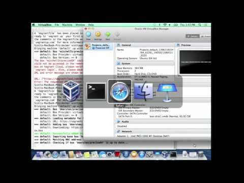 Vagrant Up!