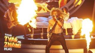 Roman Vojtek jako Metallica -