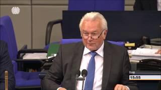 Das Präsidium sorgt für Heiterkeit im Bundestag