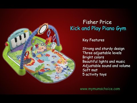 fisher-price-kick-and-play-piano-gym|-baby-toys