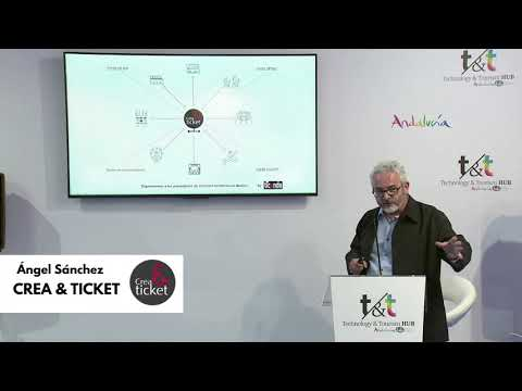 Crea&ticket, presentación en Fitur 2021