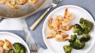 Garlic Shrimp- Martha Stewart